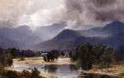 Asher Brown Durand View of the Shandaken Mountains oil painting reproduction